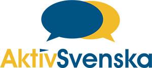 aktiv svenska logga
