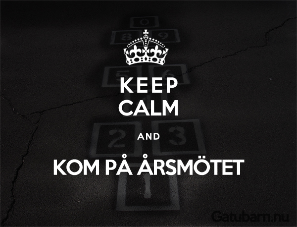 Gatubarn.nu keep calm and