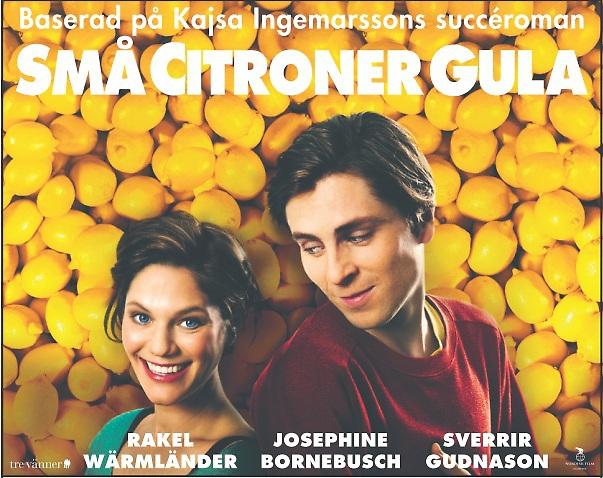 Filmtips små citroner gula