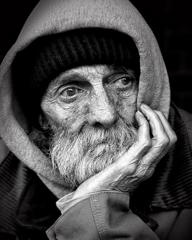 gammal man