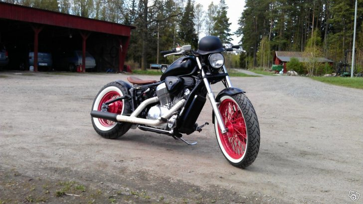 honda shadow 600 bobber