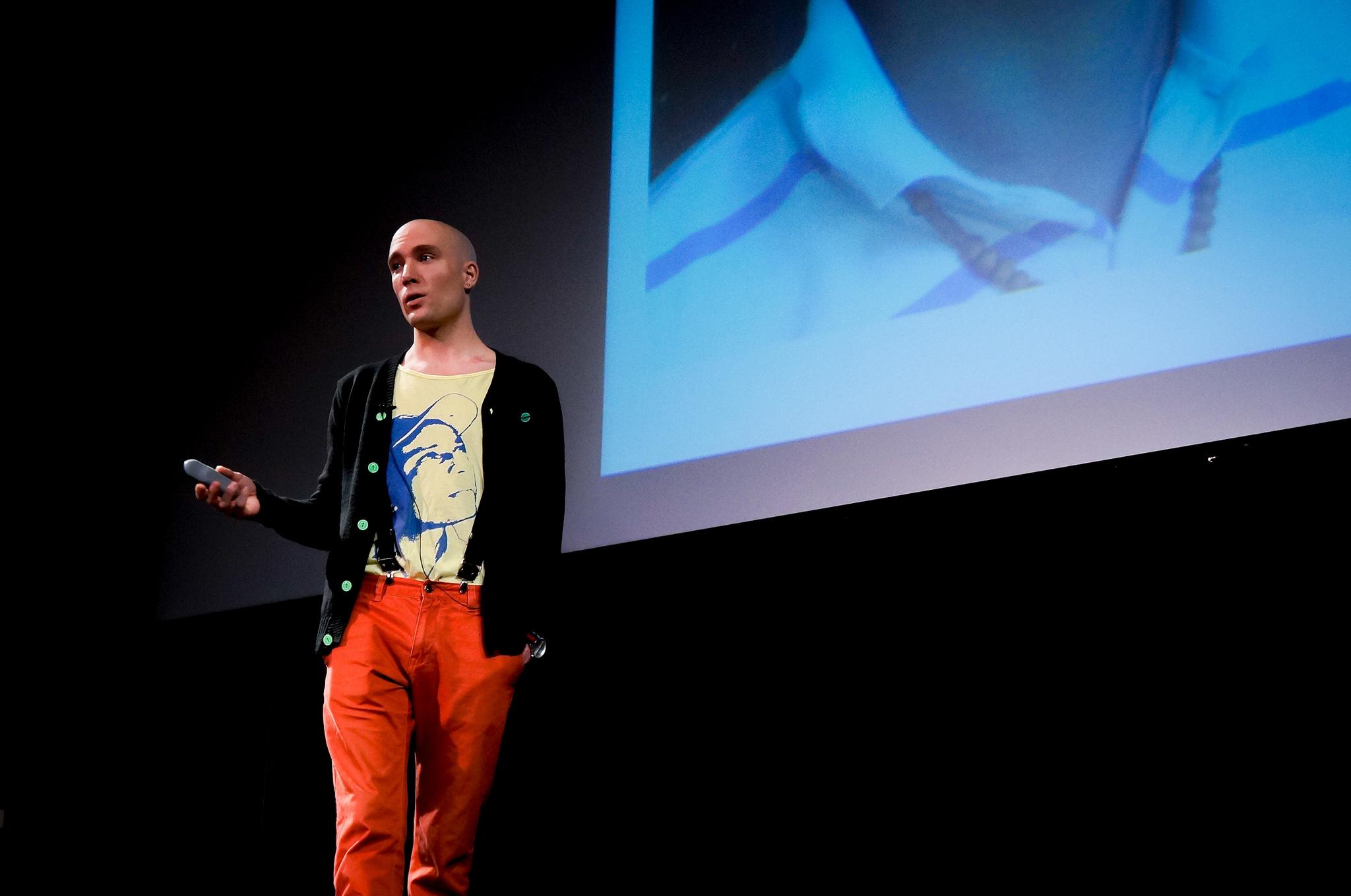 Patrik Appelquist TEDx