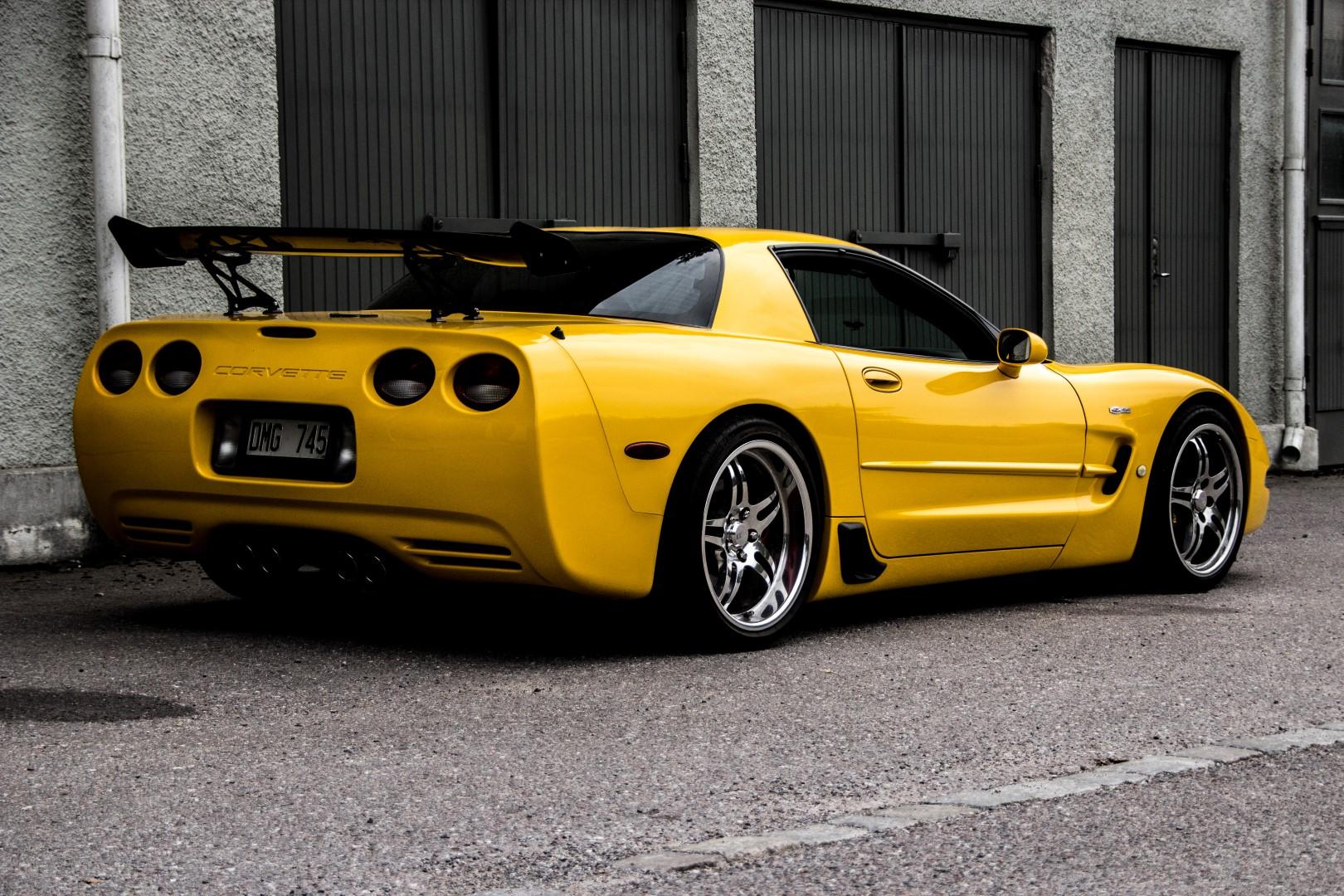 Corvette stockholm
