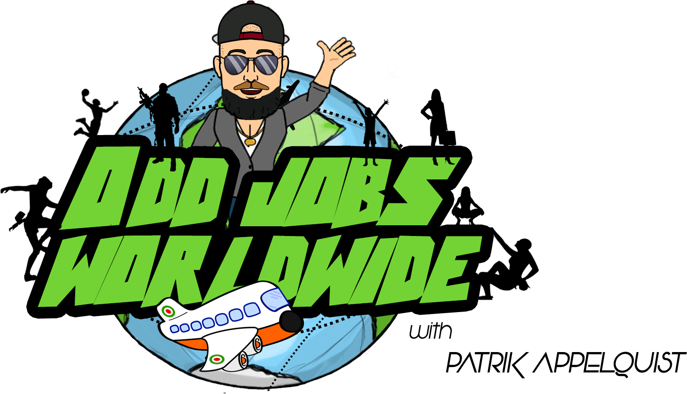 odd jobs worldwide